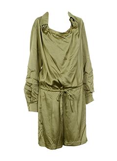 escada combi et shorts femme de couleur vert (photo)