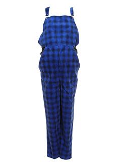 alirel salopettes femme de couleur bleu (photo)