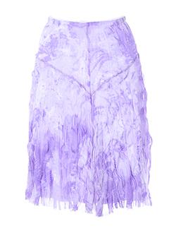 3322 jupes et mi et longues femme de couleur violet (photo)