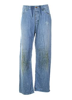 55 et dsl jeans et coupe et large femme de couleur bleu (photo)
