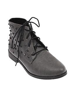 volcom boots femme de couleur gris