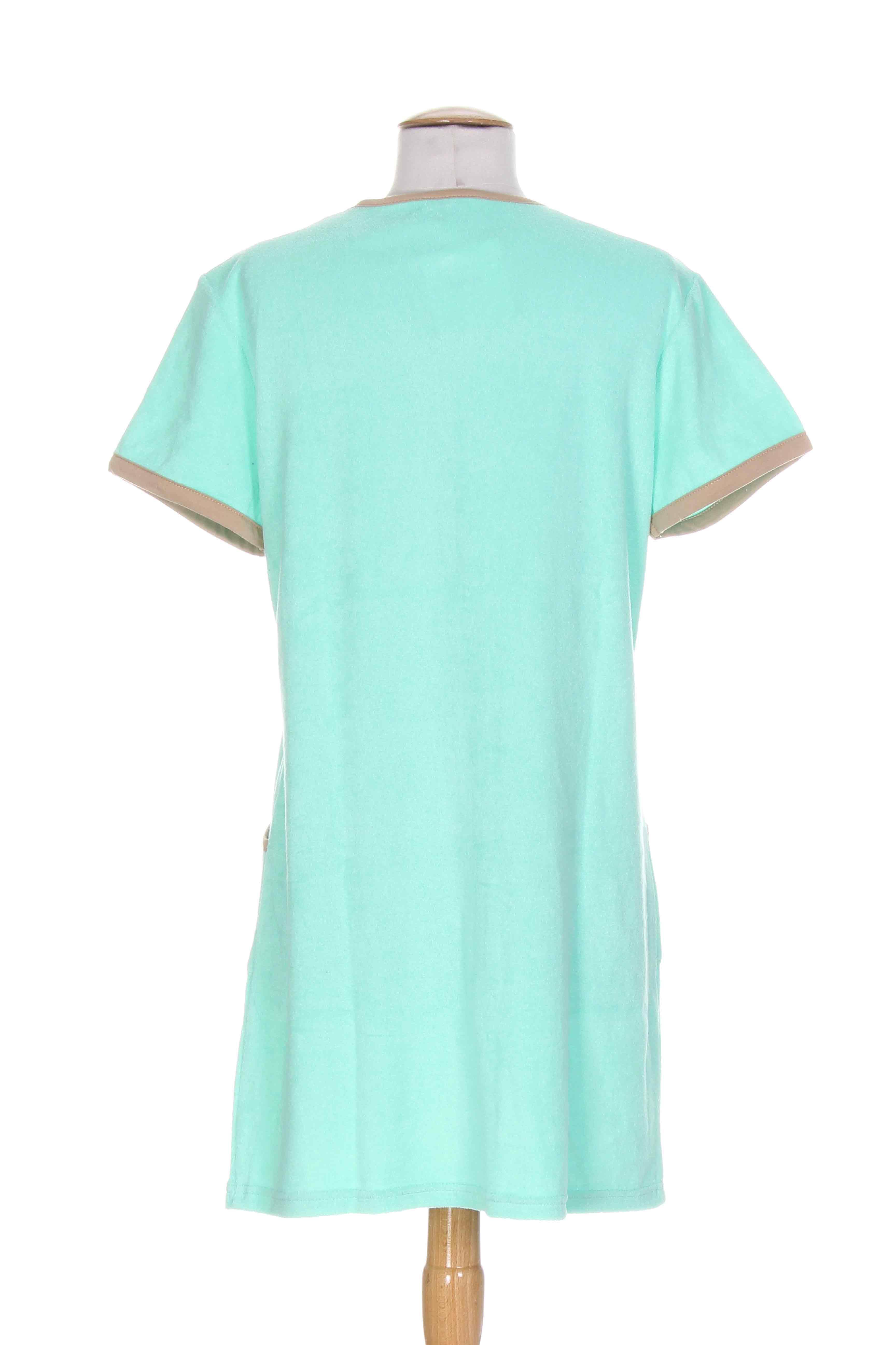 Rose Pomme Robes De Chambre Peignoirs Femme de couleur vert en soldes pas che