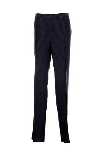 carlo et pignatelli pantalons et citadins homme de couleur noir