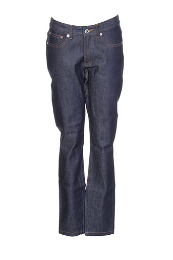 a et p et c jeans et coupe et slim femme de couleur bleu (photo)