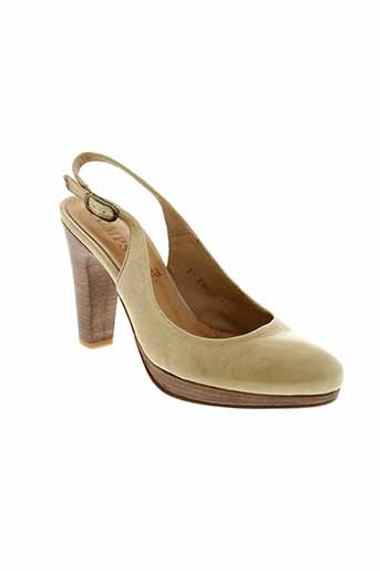 gadea escarpins femme de couleur beige
