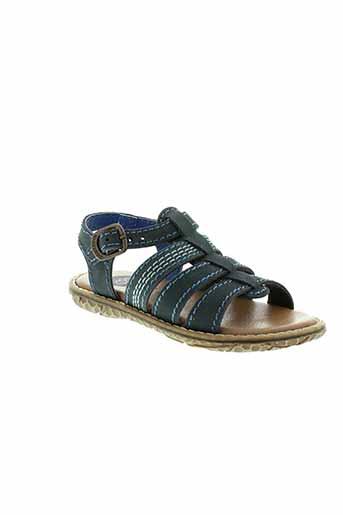 gioseppo et kids sandales et nu et pieds garcon de couleur bleu