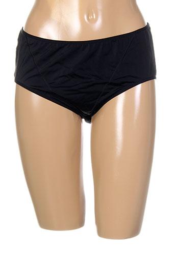 eclizia et by et lilly slips et culottes femme de couleur noir