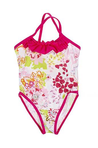 absorba 1 et piece fille de couleur rose (photo)