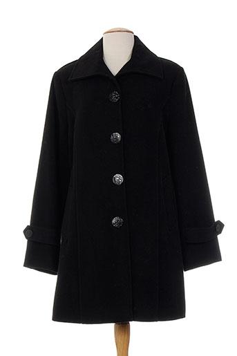 20 et 20 manteaux et courts femme de couleur noir (photo)