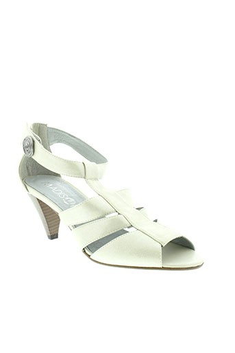 madison sandales et nu et pieds femme de couleur beige