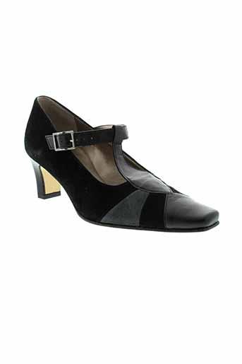 hasley escarpins femme de couleur noir