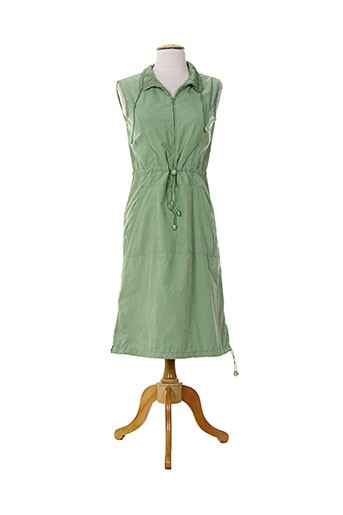 15 et degres et sud robes et mi et longues femme de couleur vert (photo)