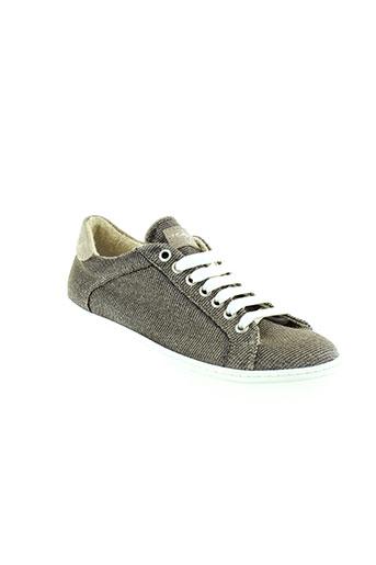 tosca et blu et shoes baskets femme de couleur gris