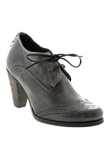 santafe derby femme de couleur gris