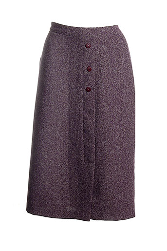 20 et 20 jupes et mi et longues femme de couleur violet (photo)