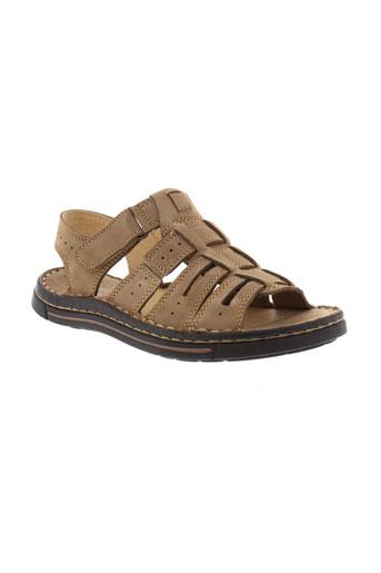 moran et s sandales et nu et pieds homme de couleur beige